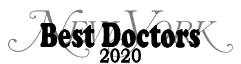 NY Magazine Best Doctors 2020