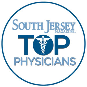 South Jersey Top Physicians Award