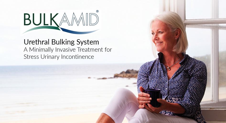 Bulkamid for Stress Urinary Incontinence