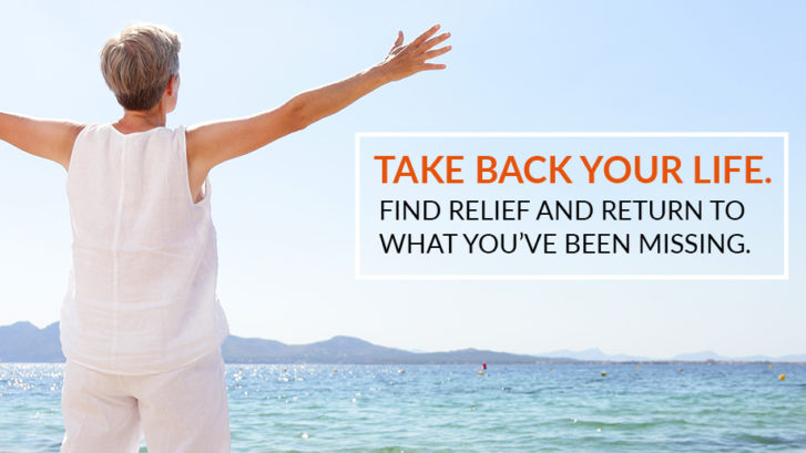 InterStim OAB Treatment - Take Back Your Life.