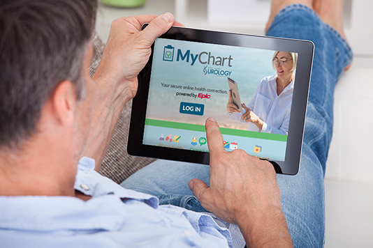 MyChart - powered by Epic